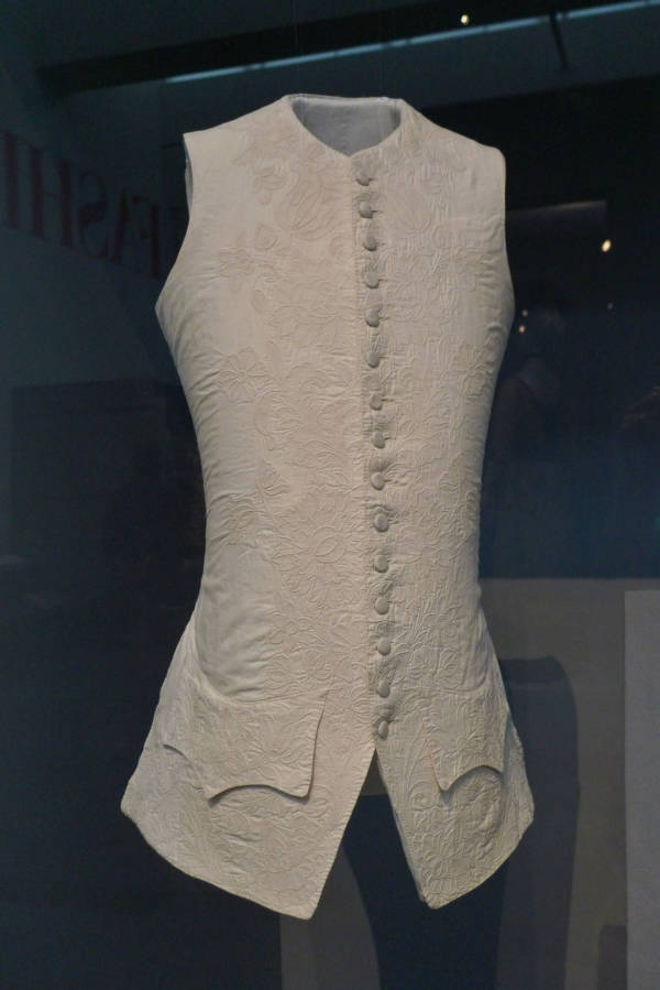 Male Corset 1800s Fashion