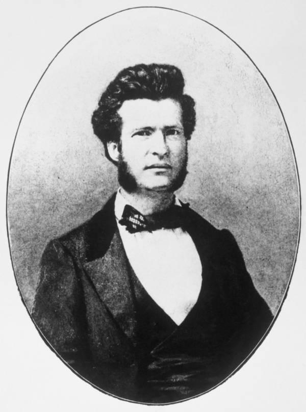 Mark Twain Young