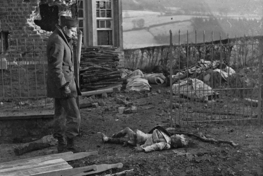 Massacre In Belgium