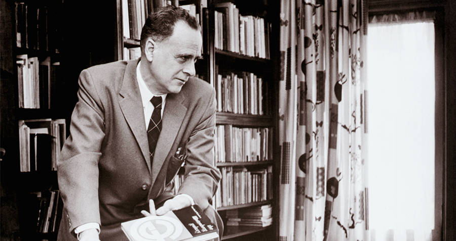 Marshall Mcluhan in his study