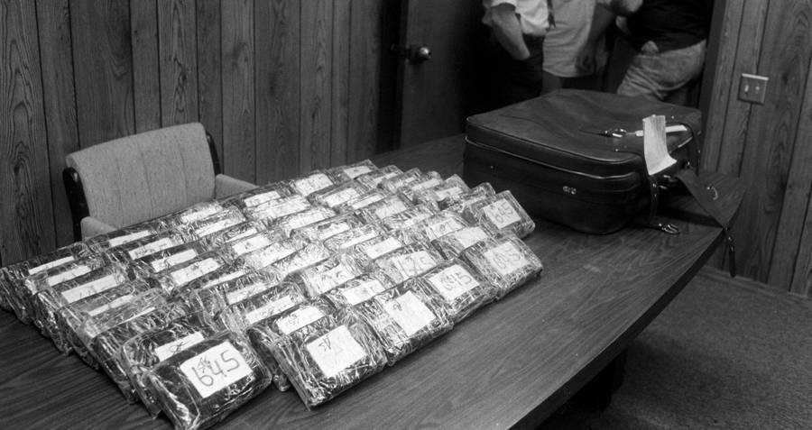 Medellin Cartel Drugs