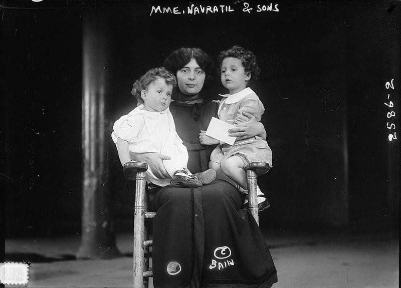 Mme.navratil And Sons