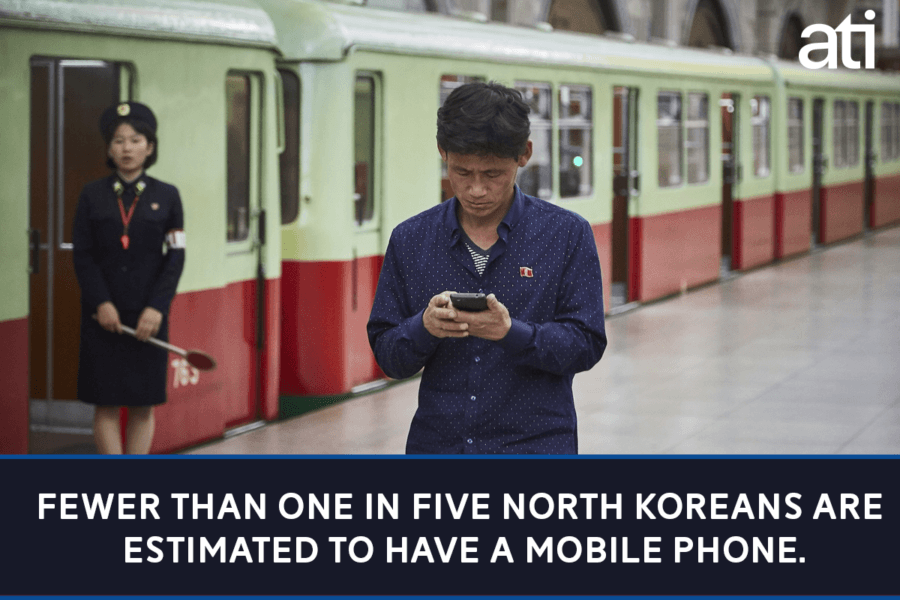 Mobile Phones In North Korea
