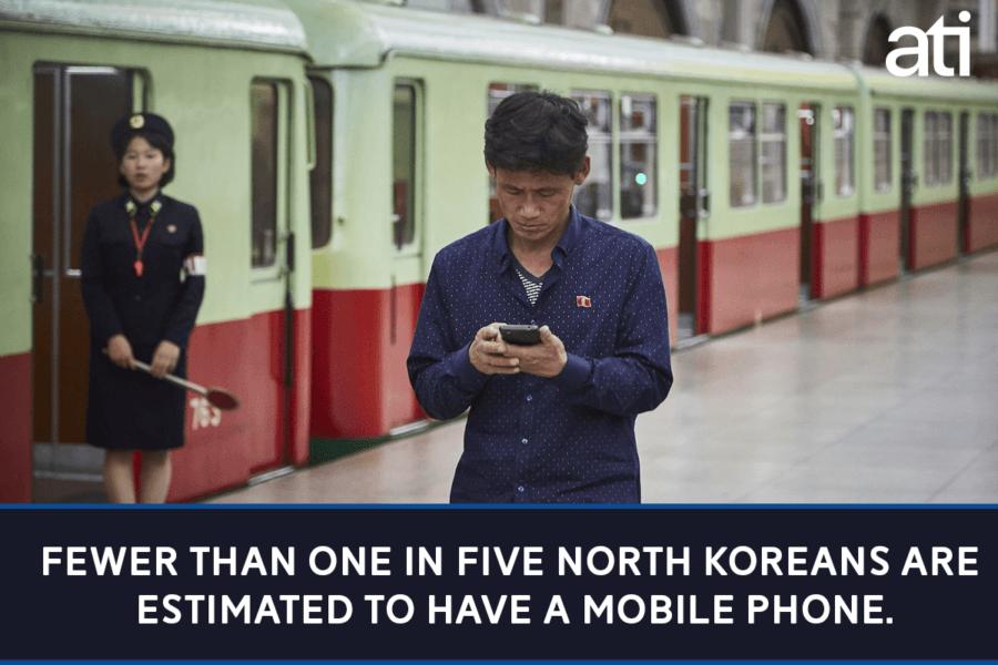 Mobile Phones In North Korea