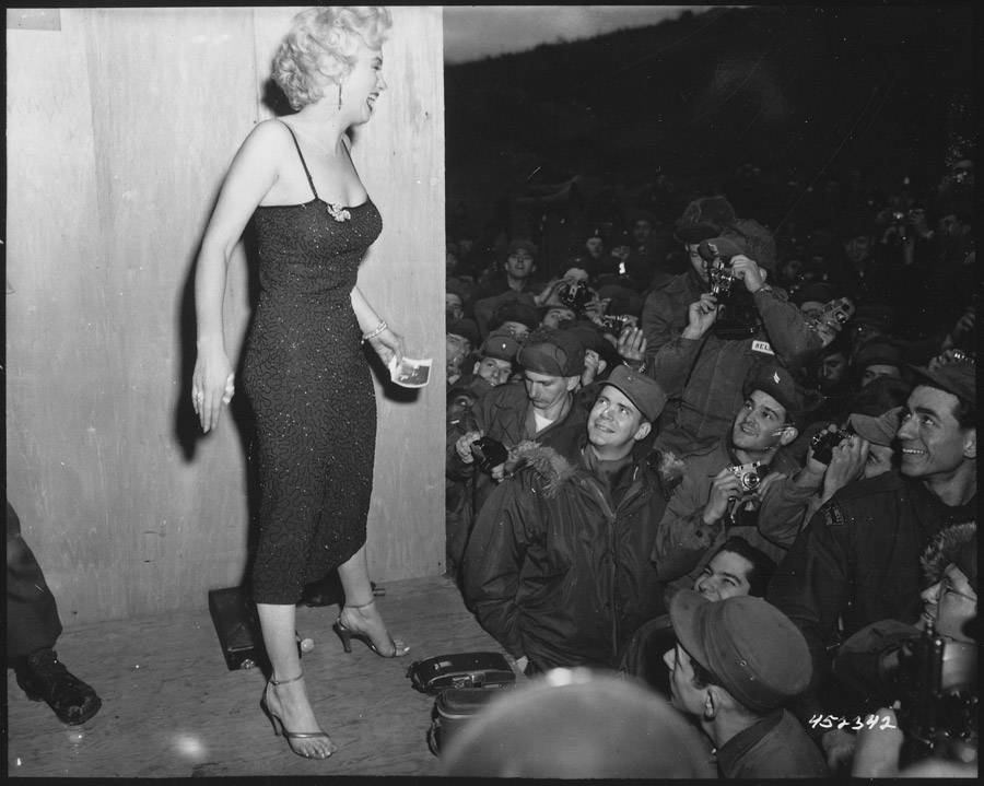 Monroe Onstage