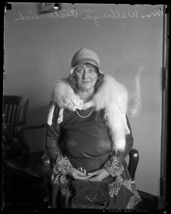Walburga Dolly Oesterreich