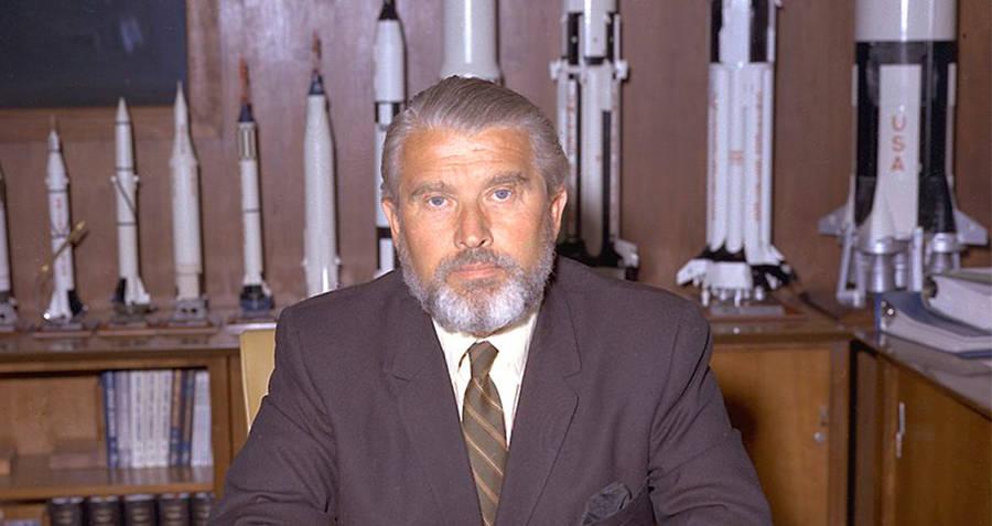 How Wernher Von Braun A Nazi Scientist Sent The U S To