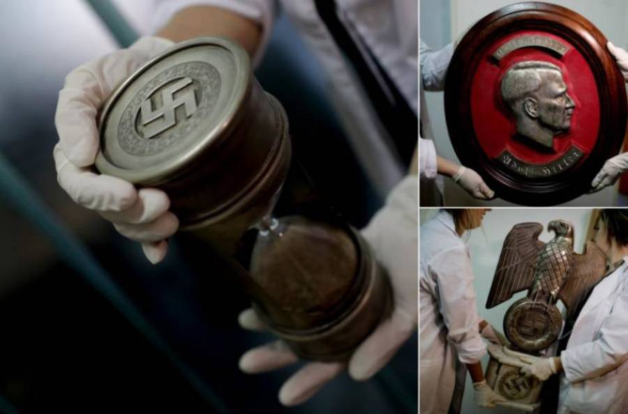 Nazi Artifacts In Argentina