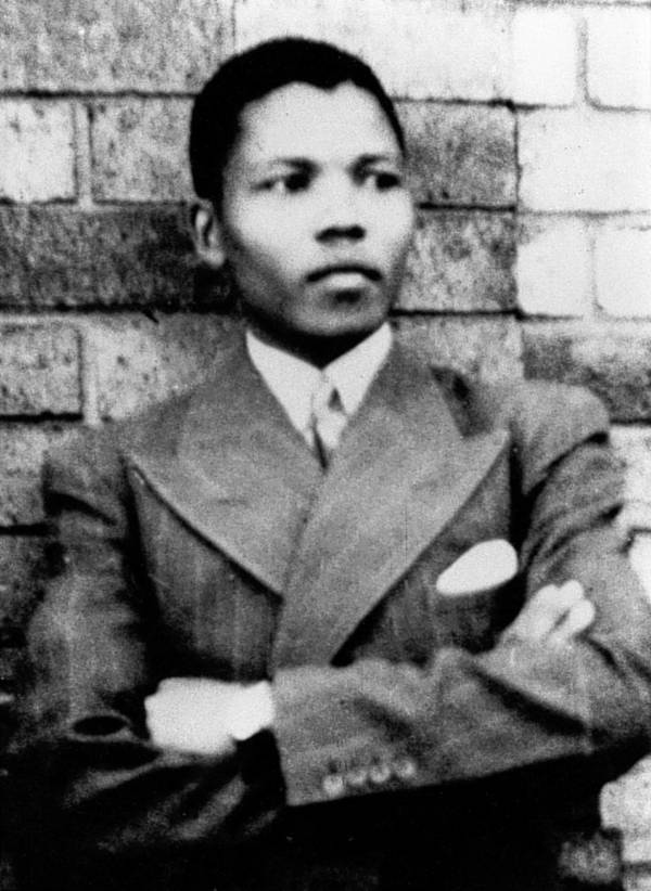 Nelson Mandela Young