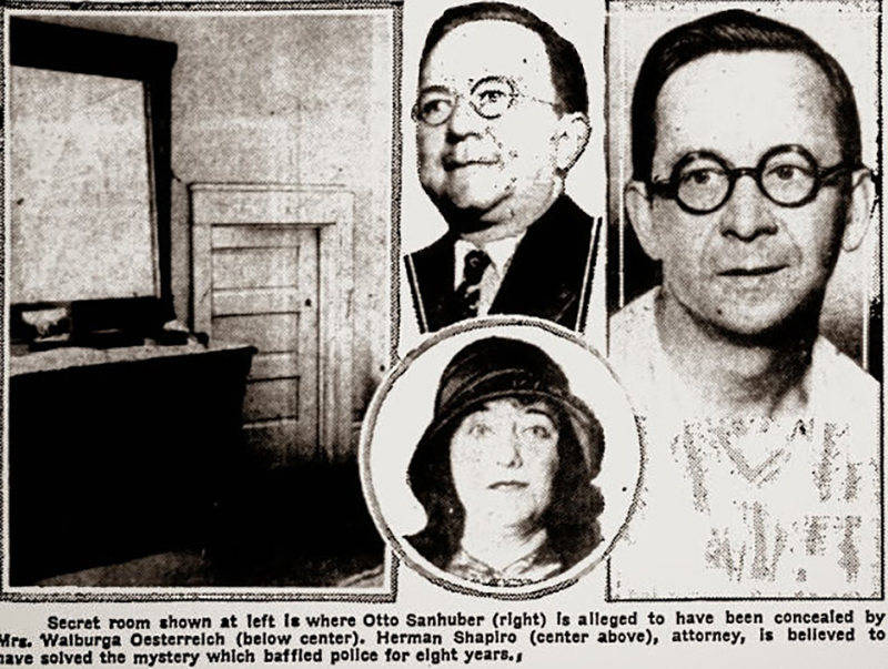 News Story On The Trial Of Walburga Oesterreich