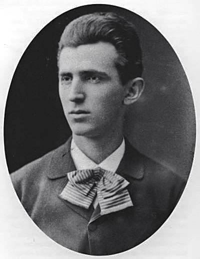 Nikola Tesla Young