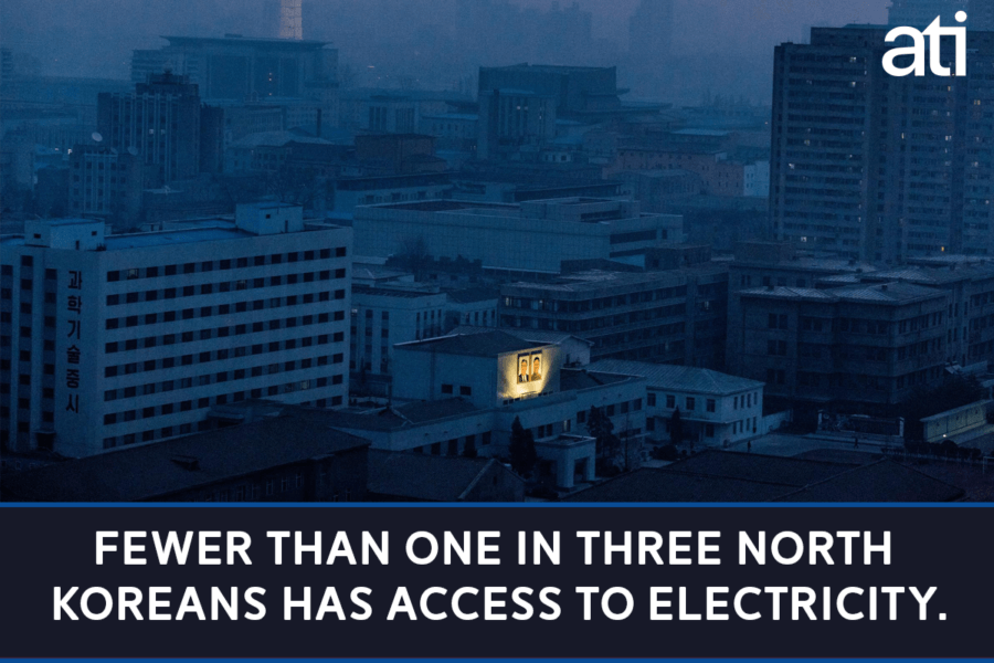 North Korea Facts Access To Electricity