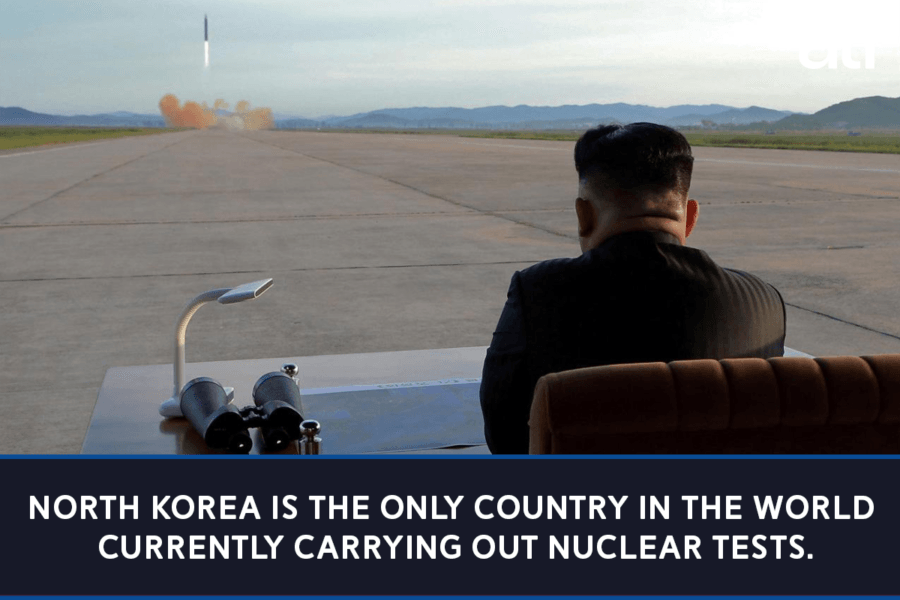 North Korea Facts Nuclear Tests