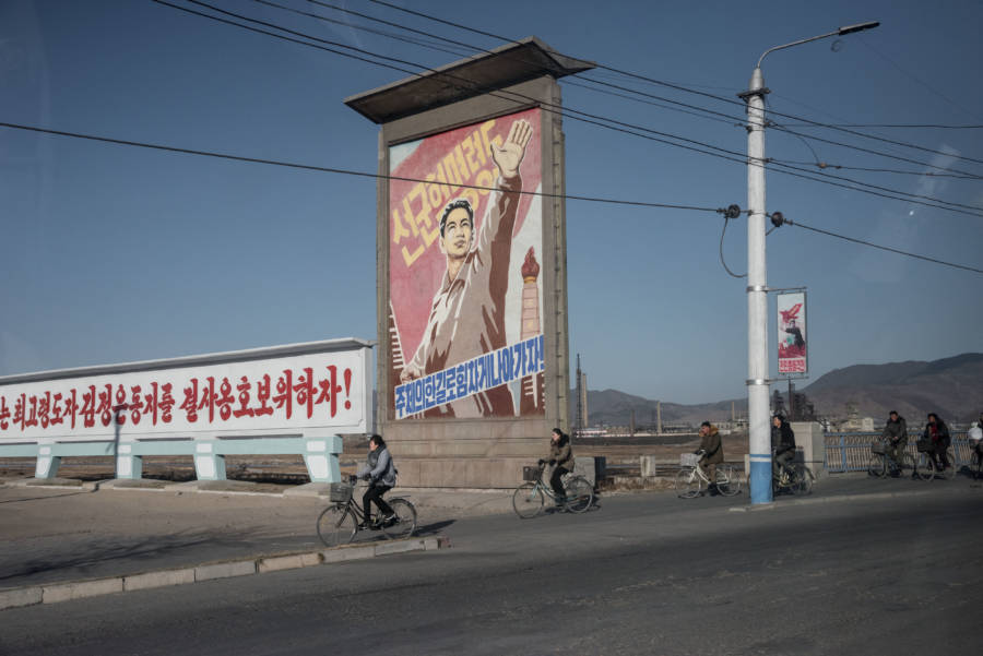 North Korea Pictures Poster