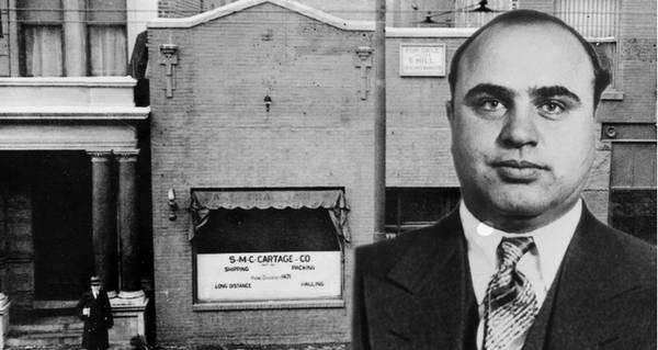 Al Capone S St Valentine S Day Massacre History S Most Infamous