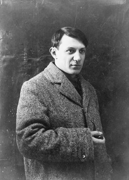 Pablo Picasso Young