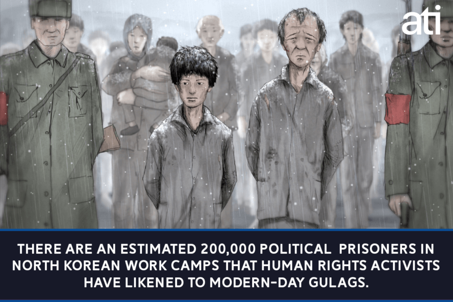 Political Prisoners In North Korea
