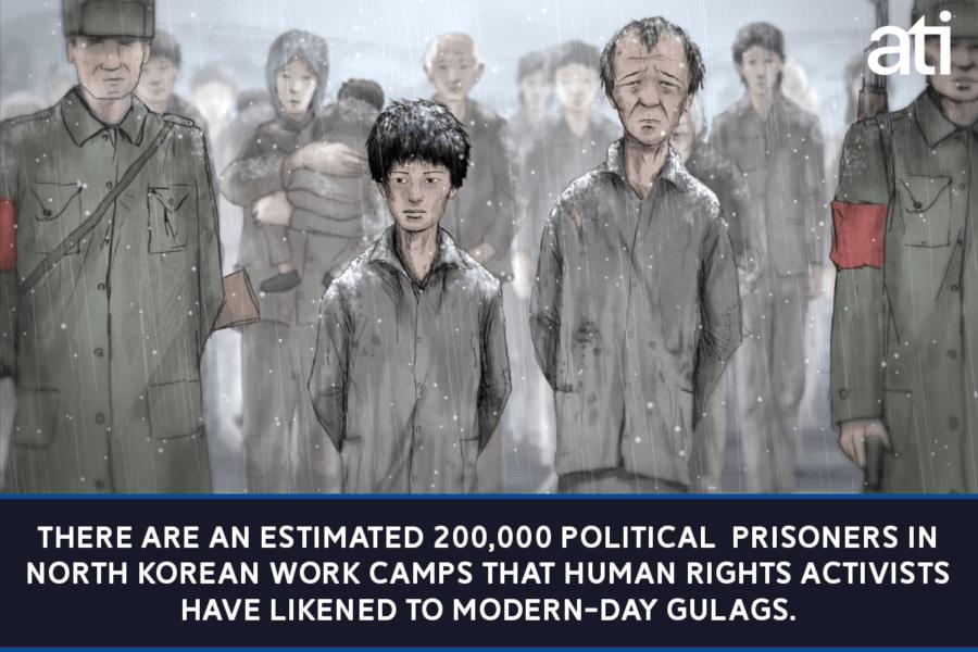Political Prisoners In North Korea