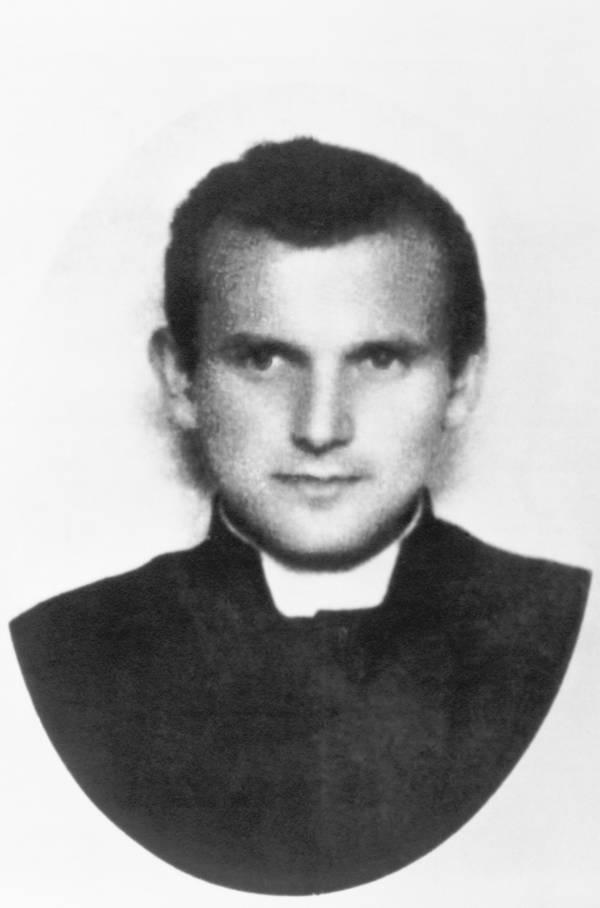 Pope John Paul Ii Young