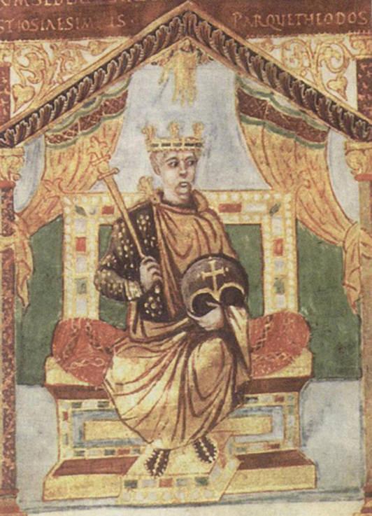 Royal Title Bald Charles