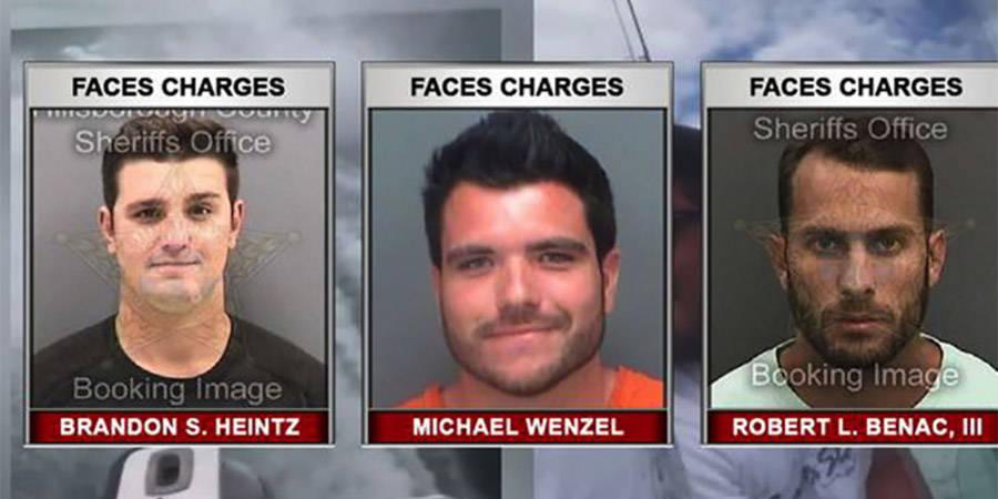 Spencer Heintz, Michael Wenzel, And Robert Lee Benac.