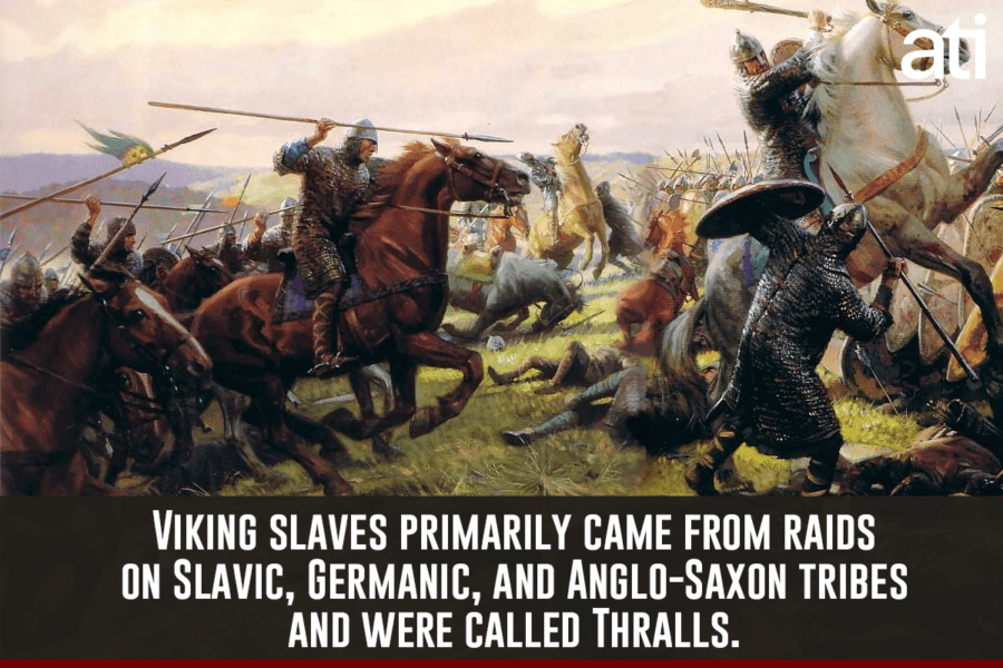 Slaves In Viking Society