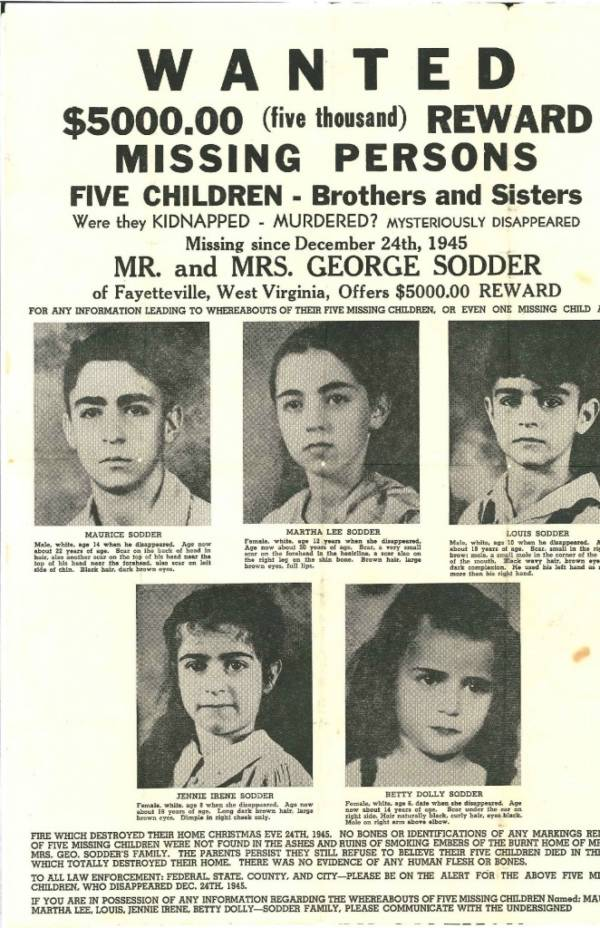 Sodder Children Poster