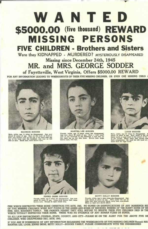 Sodder Children Poster
