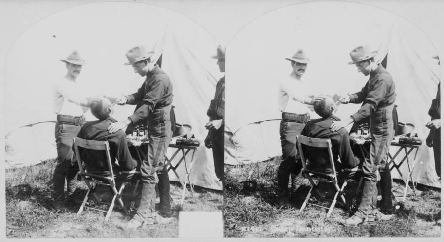 Spanish War Dentist