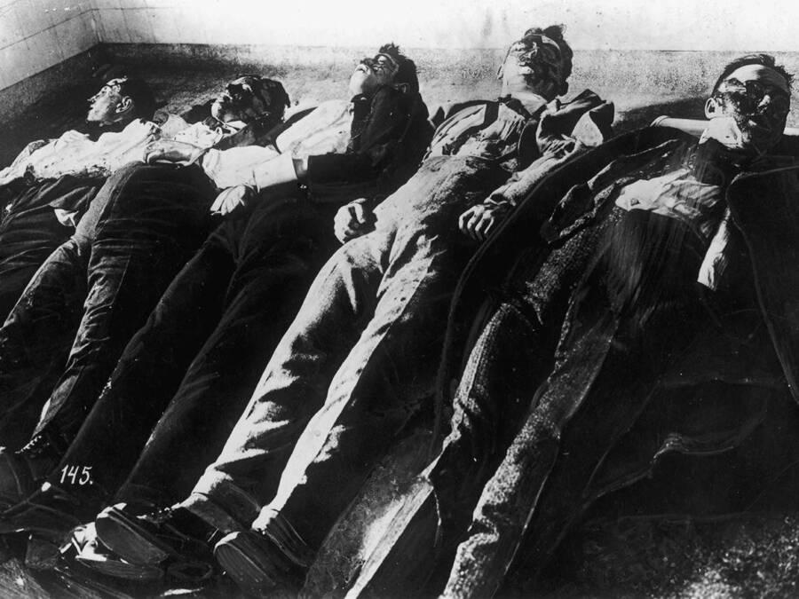 St Valentine's Day Massacre