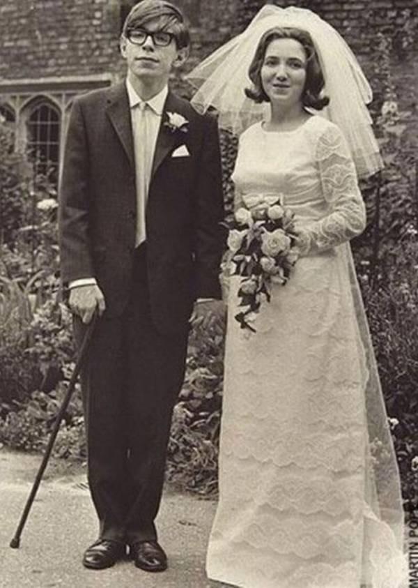 Stephen Hawking Young