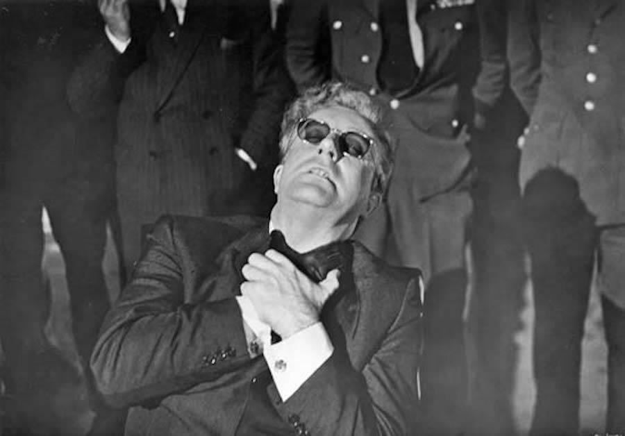 Dr. Strangelove Alien Hand Syndrome