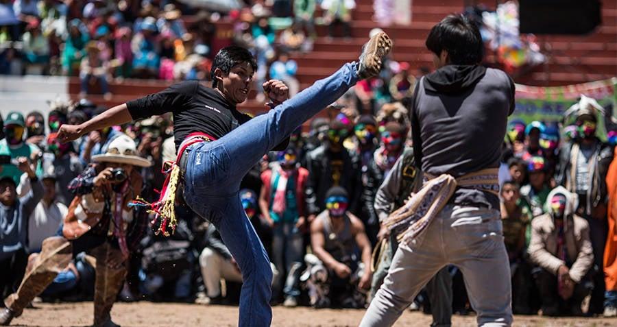 Takanakuy Kick
