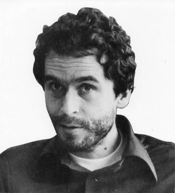 Ted Bundy FBI Photo
