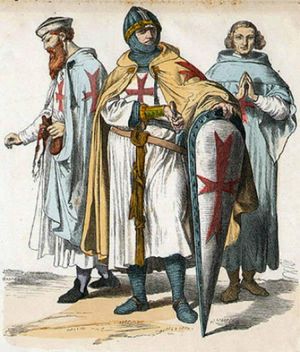 Secret Societies Knights Templar