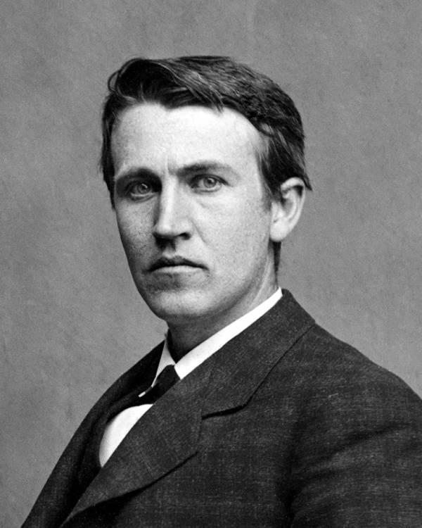 Thomas Edison Young