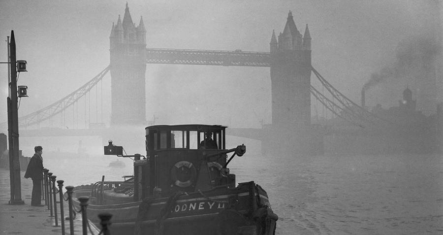 Great Smog Of London 1952