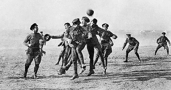 the incredible true story of the world war 1 christmas truce - Wwi Christmas Truce