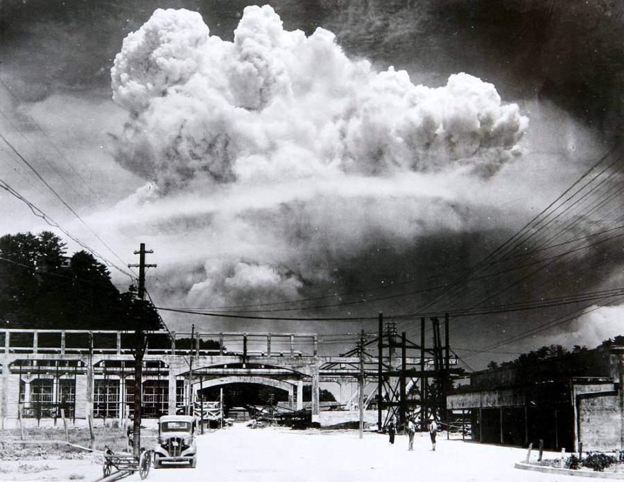 Tsutomu Yamaguchi Nagasaki