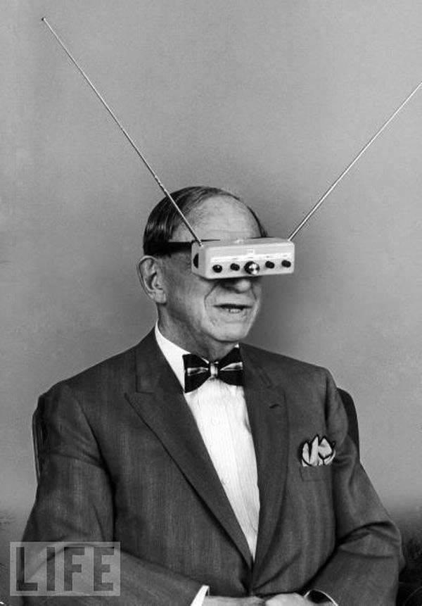 Tv Goggles