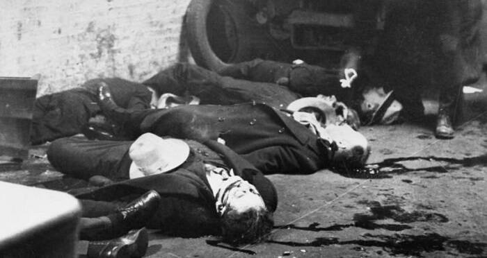 The St. Valentine's Day Massacre, History's Most Infamous Mob Hit