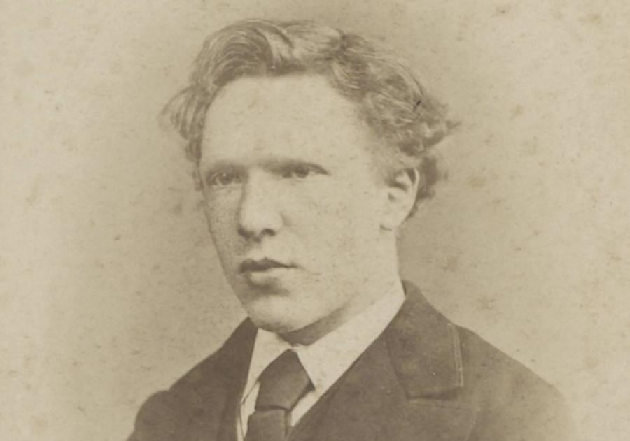 Vincent Van Gogh Young