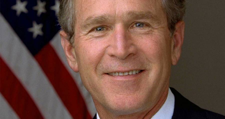 George Bush And The Skull And Bones Society