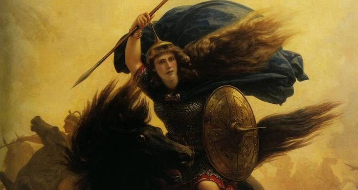 Shieldmaidens: Were Female Vikings Warrior Fact Or Fiction?