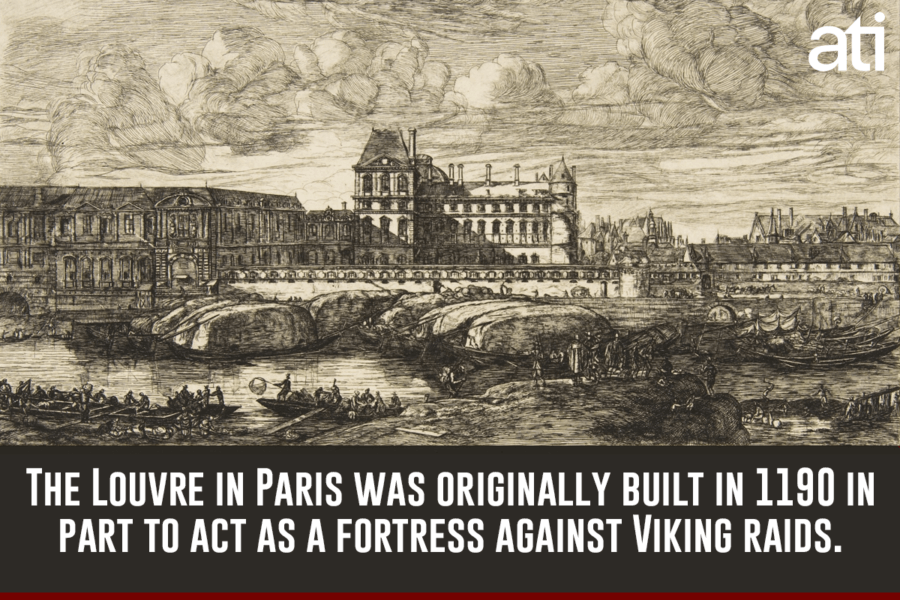 Why The Louvre Was Built