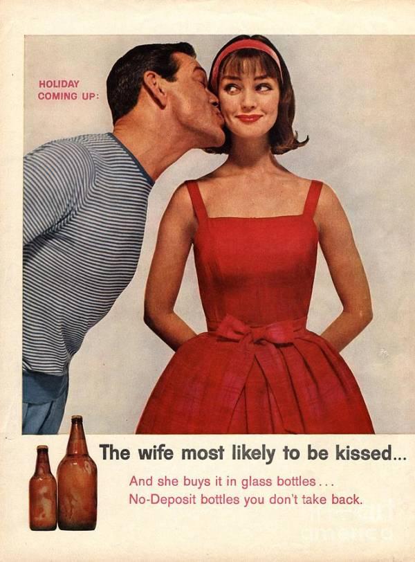 Wife In Sexist Advert