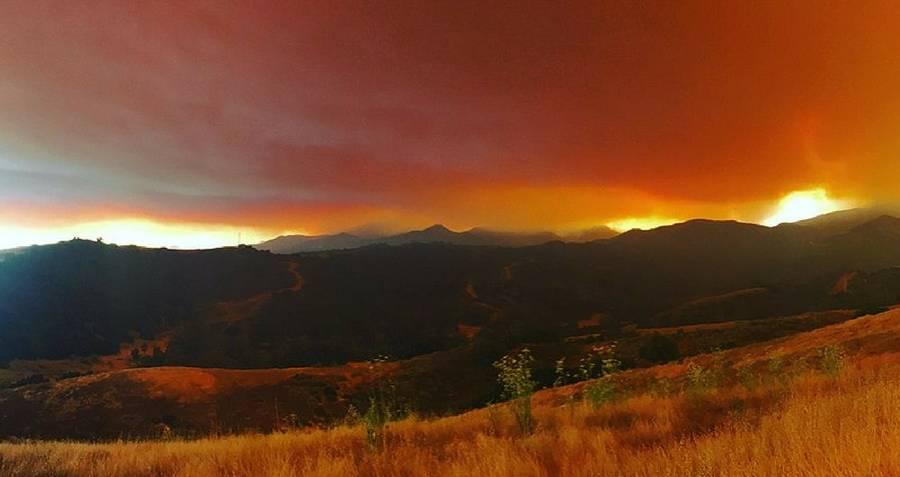 Creek Fire