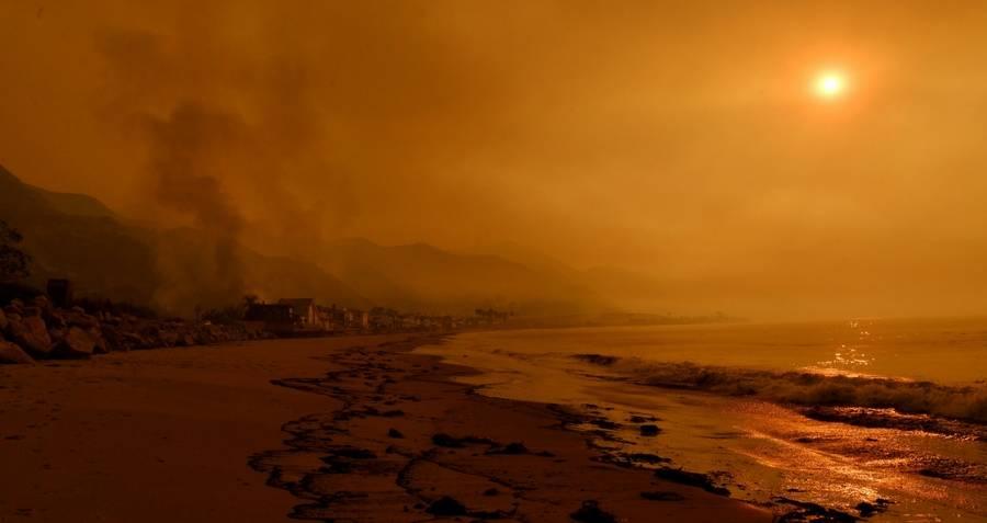 Seaside Smoke