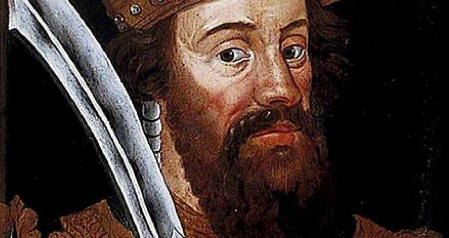 William The Conqueror Portrait
