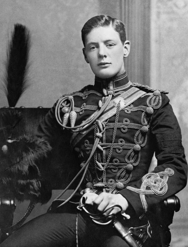 Winston Churchill Young